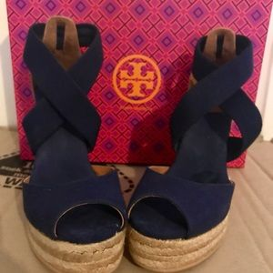 Tory Burch Wedge Shoes